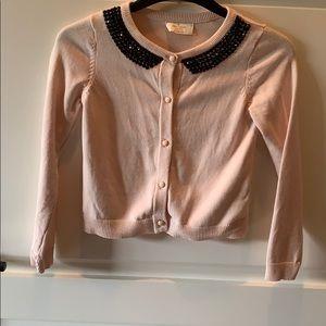 Girls Kate Spade sweater